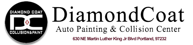 Diamond Coat Auto Painting and Collision, Logo